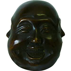 Bouddha à 4 visages pour 4 humeurs