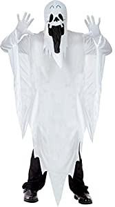 Varie - Disfraz de scream para hombre, talla única