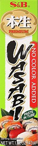Wasabi in tubetto senza glutine - 43 g