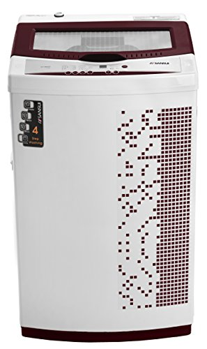 SANSUI ST65BS 6.5KG Fully Automatic Top Load Washing Machine