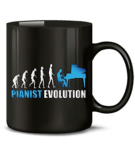 PIANIST EVOLUTION 4594(Schwarz-Blau)