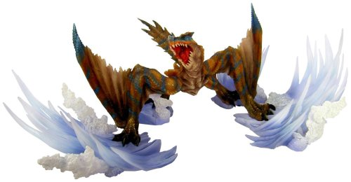 Monster Hunter D.M.A. Vol. 02: Tigarex PVC Figure