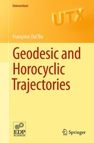 Geodesic and Horocyclic Trajectories (Universitext)