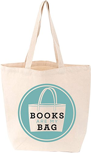 Books are My Bag Tote (LoveLit)