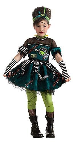 Kostüm Braut Frankenstein Baby - Horror-Shop Prinzessin Frankensteins Kostüm