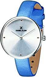 Daniel Klein Analog Silver Dial Womens Watch-DK11382-6