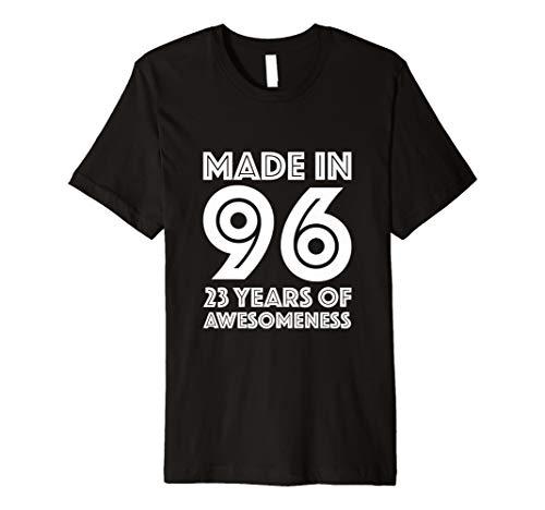 23rd Birthday T Shirt Men Women Age 23 Year Old Gift Son