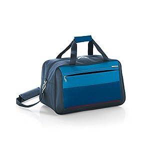 GABOL Bolso de Viaje Reims. Bolsa de Viaje, 50 cm, 15 litros, Azul