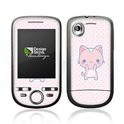 DeinDesign HTC Tattoo Case Skin Sticker aus Vinyl-Folie Aufkleber Katze Kawaii Kitty