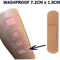 PACK OF 200 QUALICARE PREMIUM ULTRA THIN WASHPROOF FIRST AID SMALL WOUND CUT ... preisvergleich bei billige-tabletten.eu
