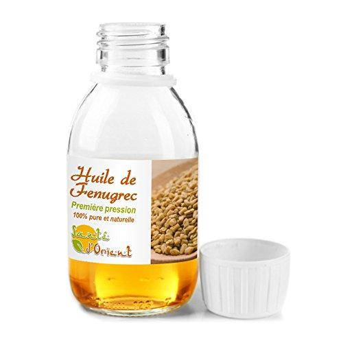 Manelya - Huile de Fenugrec - 125 ml
