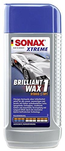 SONAX XTREME BrilliantWax 1 Hybrid NPT, 250 ml