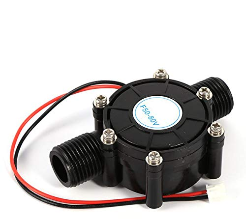 FTVOGUE 10W 0-80V Hochleistungs Mikro Hydro dc