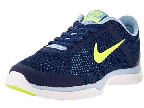 Nike Damen 807333-401 Turnschuhe Blau