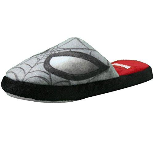 Pantoffel Spiderman Junge Rot