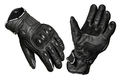 MBSmoto - Guantes piel protecciones motocicletas