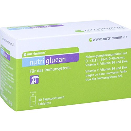 Nutriglucan Tabletten 90 stk -