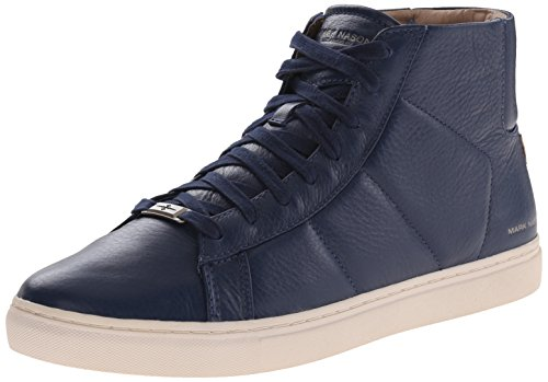Skechers Herren Culver Low-Top, Blau-Blau (Marineblau), 44 EU (Mark Nason Skechers)