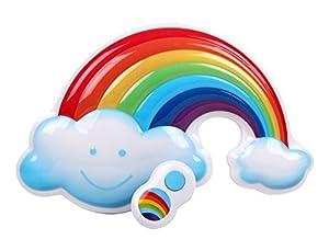 Uncle Milton 2342 - Luz para habitación con arcoíris