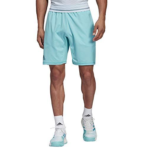 adidas Herren Parley 9 Shorts Blue Spirit, M