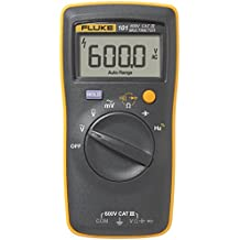 Fluke 101 Basic Digital Multimeter Pocekt Portable Meter Equipment Industrial