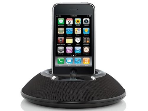 JBL Docking Station iPhone On Stage Micro