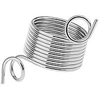 Homyl Strickfingerhut Fadenführer Fingerhut Fingerschutz Metall Ring Fingerring