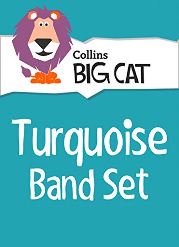 Collins Big Cat Sets - Turquoise Starter Set: Band 07/Turquoise