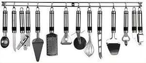 Edelstahl Küchenhelfer Set 13 Teile