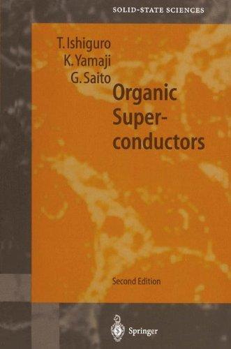 Organic Superconductors par Takehiko Ishiguro