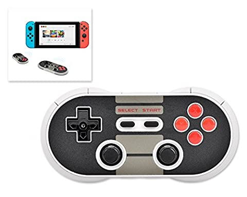 DSstyles 8Bitdo NES30 Pro Wireless Gamepad Controller for Nintendo Switch