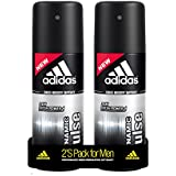Adidas Dynamic Pulse Deodorant Body Spray For Men Combo, 150ml (Pack Of 2)