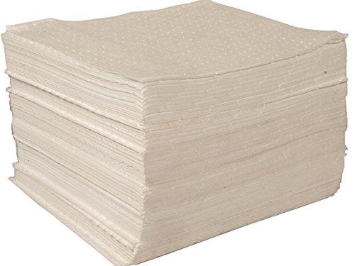 200-x-ligero-un-bonded-aceite-solo-absorbente-almohadillas-poly-wrapped