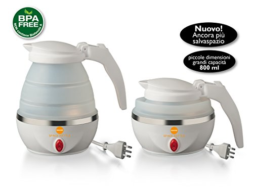 miglior MACOM Just Kitchen 862 Space Kettle Bollitore Elet