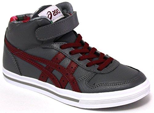 Asics C5B3Y..1125 Sneakers Garçon Cuir Gris Multicolore