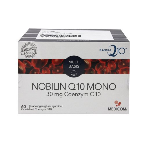 NOBILIN Q10 MONO, 4X60 St