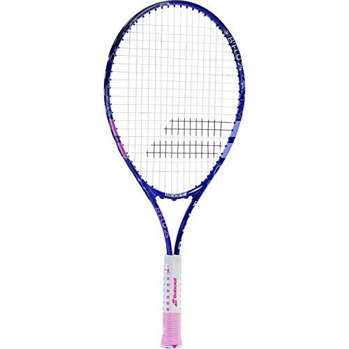 Babolat B Fly 25 Raquetas de Tenis, Unisex niños, Violeta/Rosa/Azul, 00