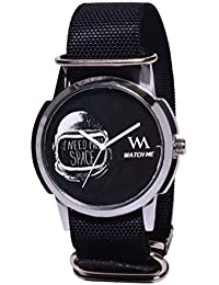 Make Your Own Watch Collection By WM-Your Dials-Your Straps-New Watches For Men And Boys EveryDay--WMAL-301-CC-BK