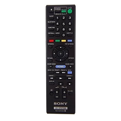 genuine-sony-bdv-e2100-blu-ray-home-cinema-remote-control