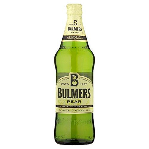 Bulmers Poire 568ml (Pack de 12 x 568ml)
