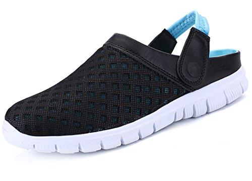 Unisex Zuecos de Playa Respirable Zapatillas Sandalia Zapatos de Malla Zapatos de antideslizantes al AIRE Libre
