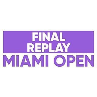 Replay: John Isner vsRoger Federer