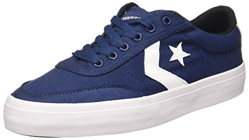 Converse Unisex Navy/White/Black Sneakers - 6 UK/India (39 EU)(8907788081882)