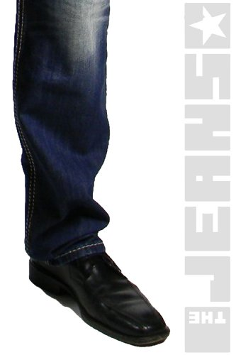 Paddocks Jeans Hose Carter, 008-1074-5458, dark blue stone used moustache 5458, dark blue stone used moustache