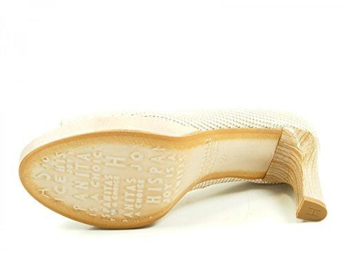 Hispanitas Toulouse HV75137 Scarpe col tacco Donna Gold
