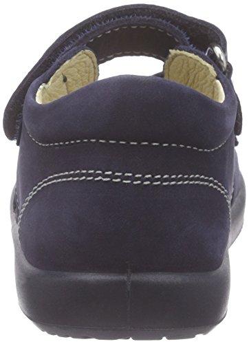 Naturino Falcotto 1175, Chaussures Marche Bébé Garçon Bleu (NABUK BLEU)