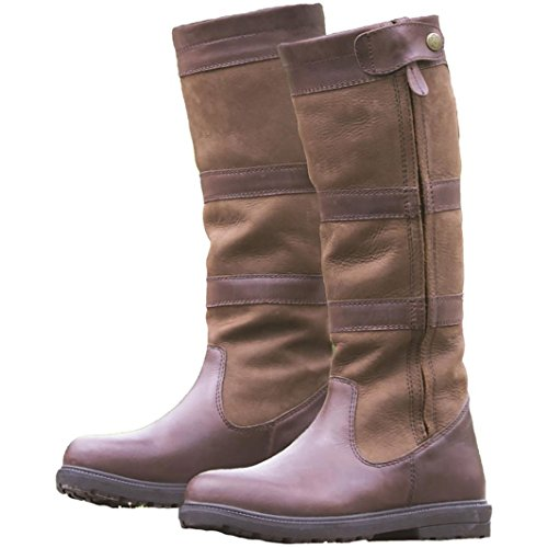 Shires Moretta Nella Boots - Horse Riding Equine Waterproof Long Country Walking Test