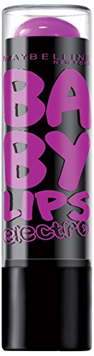GEMEY MAYBELINE - Rouge à lèvres - BABY LIPS & BABY LIPS ELECTRO - berry bomb