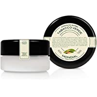 Mondial Crema Barba, Tabacco Luxury - 150 (Barba Naturale Crema)
