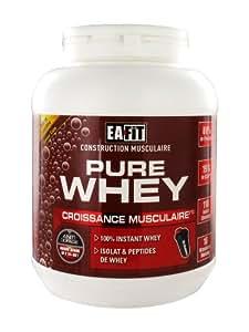 EAFIT Pure Whey Croissance Musculaire Goût Cola 750g